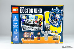 REVIEW LEGO Ideas 21304 Doctor Who (HelloBricks) (hello_bricks) Tags: lego who review doctorwho bbc drwho dalek tardis ideas revue 21304 cuusoo legoideas hellobricks