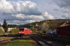 Glauburg-Stockheim (steffen_ffm_96) Tags: db traxx wetterau oberhessen br245 glauburgstockheim niddertalbahn stockheimerlieschen 245020 kbs634
