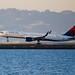 Delta  Boeing 757-300 touchdown DSC_0338