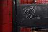 10Foot (Alex Ellison) Tags: urban graffiti boobs tag graff southlondon 10foot