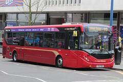 National Express West Midlands Alexander Dennis Enviro200 MMC 2234 (YX15 PBO) (Acocks Green) 'Harley' (john-s-91) Tags: birmingham 2234 route72 nationalexpresswestmidlands alexanderdennisenviro200mmc yx15pbo