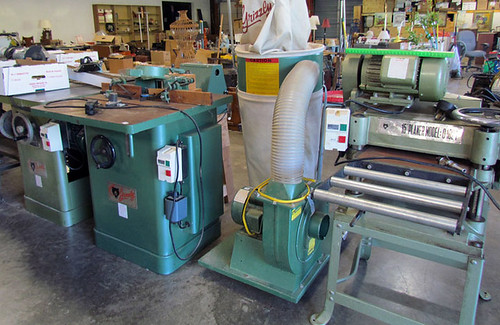 Grizzly Planer - $275.00 (Sold May 22, 2015)