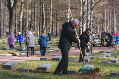 Saint-Petersburg Committee of Social Policy Weekend Works (runovv) Tags: state russia outdoor politics working photojournalism works saintpetersburg journalism