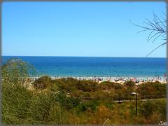 Praia Verde (Portugal) (sky_hlv) Tags: praia beach portugal faro playa algarve atlanticocean praiaverde oceanoatlntico vilarealdesantoantonio