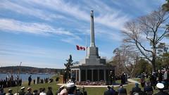 Battle of the Atlantic Sunday 2016 (Arambec) Tags: navy ceremony battle canadian atlantic halifax commemoration rcn royalcanadiannavy battleoftheatlantic