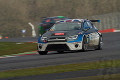 Hankook 24 hr Of Silverstone Touring Car Series RS Connect Seat Leon Cup (motorsportimagesbyghp) Tags: silverstone motorracing tcr motorsport autosport touringcar hankook enduranceseries seatleoncupracer rsconnect 24hrofsilverstone