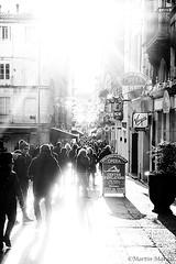 Im Lichte baden, Sonne lacht. (Martin.Matyas) Tags: france frankreich urlaub montpellier roland markus reise