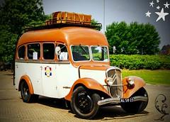 Citron Van Minibus from 1936  Retro design (eagle1effi) Tags: paris bus car citroen manipulation automotive citron cc andr adriaan stdenis ppc u23 attributionnoncommercialcreativecommons ccattributioncreativecommons