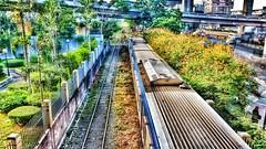 HDR using Mobile - PNR (sunokie) Tags: mobile train philippines rail hdr nokie pnr casido