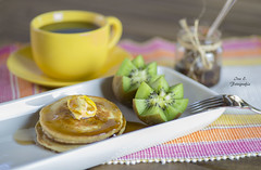 Desayuno (Ivannia E) Tags: coffee caf breakfast desayuno coffeelover petitdjeuner acupofcoffee healthtyfood healthtylifestyle