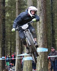 02 MTB SCDH 16 Apr 2016 (27) (Kate Mate 111) Tags: uk mountain bike forest cycling crash sheffield yorkshire steve competition racing downhill peat riding mtb mountainbiking grenoside