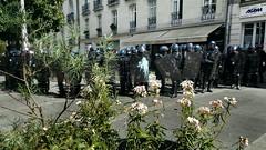 #Nantes ville verte et bleue... (ValK.) Tags: nantes