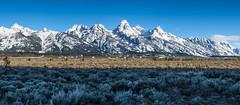 Teton Range (Wildside Photography) Tags: winter wyoming