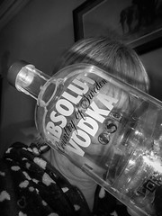 120/365 vodka gives you blurred vision ! (NSJW photos) Tags: 120 me april vodka absolut friday tgif blurredvision selfie 2016 120365 365selfies nsjwphotos 1203652016