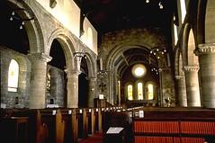 St Michael's church, Malton, Yorkshire (Hipster Bookfairy) Tags: church architecture romanesque