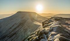 Pen y Fan (snazbaz) Tags: mountain wales pen sunrise fan y brecon penyfan