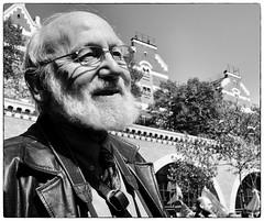 DSCF0630 copie (sergedignazio) Tags: street paris france photography fuji photographie mai rue barbe homme 1er dfil x100s