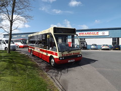 YJ06 YRE (markyboy2105112) Tags: scarlet band solo optare yre yj06 yj06yre