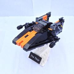 The Tikiar (FxanderW) Tags: scale starwars lego mini micro custom moc awing theforceawakens thetikiar