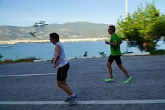 H Maria kata tin diadromi - 6 (illrunningGR) Tags: greece races halfmarathon volos marbie