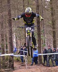 02 MTB SCDH 16 Apr 2016 (34) (Kate Mate 111) Tags: uk mountain bike forest cycling crash sheffield yorkshire steve competition racing downhill peat riding mtb mountainbiking grenoside