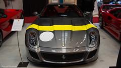 GTO (Bram van Heijnsbergen) Tags: car amsterdam italian ferrari german porsche alfaromeo supercar f40 f12 599 ferrarif40 hypercar 599gto laferrari ferrarif12 ferrari488gtb