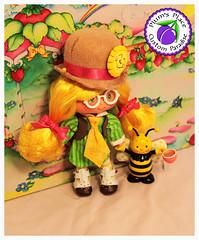 Custom_T_N_Honey_Doll_33 (Plum's Place) Tags: tn tea ooak honey strawberryshortcake shortcake vintagetoys ooakdoll retrotoys 80stoy teaandhoney plumsplacecustoms