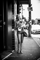 MONO7172 (H.M.Lentalk) Tags: life new leica city people urban white black monochrome 50mm town sydney australia m noctilux aussie 50 asph f095 typ 246 095 noctiluxm 109550