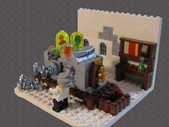transmogrrificator 3 (BricksandBoosters) Tags: lego steampunk