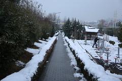 Çayırova'dan Kar Manzaraları 2