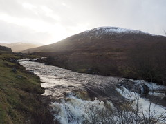 Snow melt glen Lyon  Perthshire Scotland  January 2016 (colinmackay485) Tags: winter snow scotland melting perthshire glenlyon