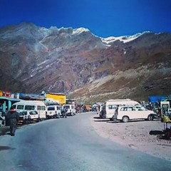 On Top... (Sujit Kumar Lucky) Tags: mountain himachal rohtang uploaded:by=flickstagram instagram:photo=9461185141230175491274088650