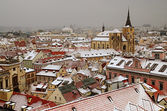 Colors of Prag... (Alex Switzerland) Tags: schnee winter snow colors canon landscape eos republic tetto czech prague prag praha praga neve neige inverno landschaft colori paesaggio 6d cechia