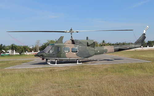 Bell 212 35010-2 Hua Hin ROTC 06Jan16