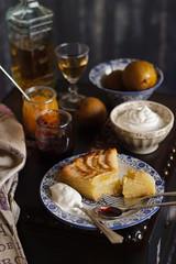 IMG_6270_exp (Helena / Rico sin Azcar) Tags: cake pear vanilla tarta pera vainilla gateauinvisible