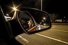 DSC09391 (domado2009) Tags: longexposure nightphotography night drive mirror sony croatia zagreb nightphoto sonyalpha a6000 sonya6000