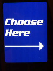 Choose Here (byzantiumbooks) Tags: choose