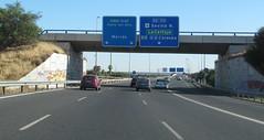 A-66-2 (European Roads) Tags: de la sevilla andaluca spain plata andalusia alto venta santiponce autova a66 gerena algaba