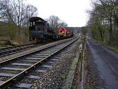 The track .... (Jecurb) Tags: grosmont nymr northyorksmoors eskvalley