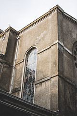 Serie Concepcin Street (ROGU !) Tags: chile street urban church 35mm photography calle nikon catedral concepcion bio urbana fotografia region ohiggins barros arana