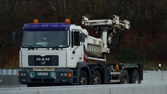 D - Kunz MAN F2000 (BonsaiTruck) Tags: man truck lorry camion trucks lastwagen lorries lkw f2000 kunz