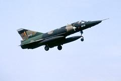 Mirage 5BR (Rob Schleiffert) Tags: mirage belgianairforce greenhamcommon iat belgischeluchtmacht mirage5 iat83