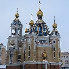Храм Рождества Христова (Оболонь)