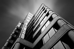 """Gotham Skies"" - Architectural Fantasy #5 (josesuro) Tags: bw architecture digital tampabay florida fineart 2016 afsnikkor28mmf18g jaspcphotography nikond750"