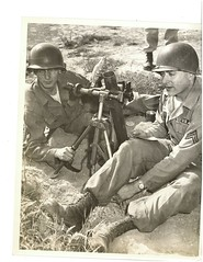 60mm Mortar (Maine National Guard History) Tags: infantry mainenationalguard campdrum 60mmmortar 103rdregimentalcombattea
