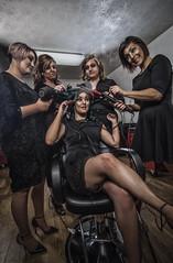 Envy Salon (butterworth.brent) Tags: canon hair women salon softbox 6d strobes alienbees strobists fotodiox paulcbuff