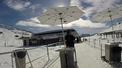 Ski - Ig - Manuel (mandel_macaque) Tags: snow ski beret baqueira slopes