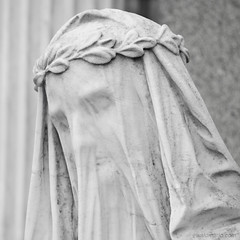 unknown ... (ewaldmario) Tags: vienna cemetry white black monument monochrome grave statue stone austria nikon mourning bn unknown tele sw zentralfriedhof trauer lutto cementry monochromefineart cimnitero ewaldmario seereenety