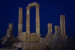 Amman Jordan - The Citadel - Temple of Hercules (Therese Beck) Tags: amman jordan thecitadel ammanjordan templeofhercules templeofherculesamman templeofherculesjordan templeofherculescitadelamman thecitadelamman thecitadeljordan