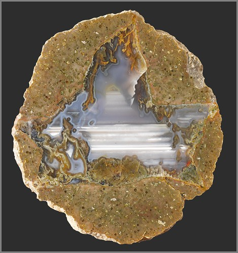 Desolation Canyon thunderegg